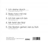 """CD """"Baby tanz mit mir"""" - Stefanie C."""